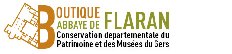 Boutique Patrimoine et musées du Gers