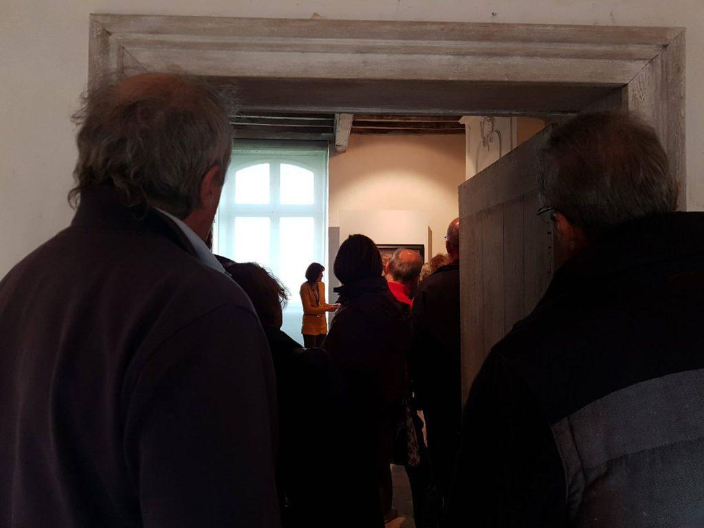 Visite insolite dans la collection Simonow