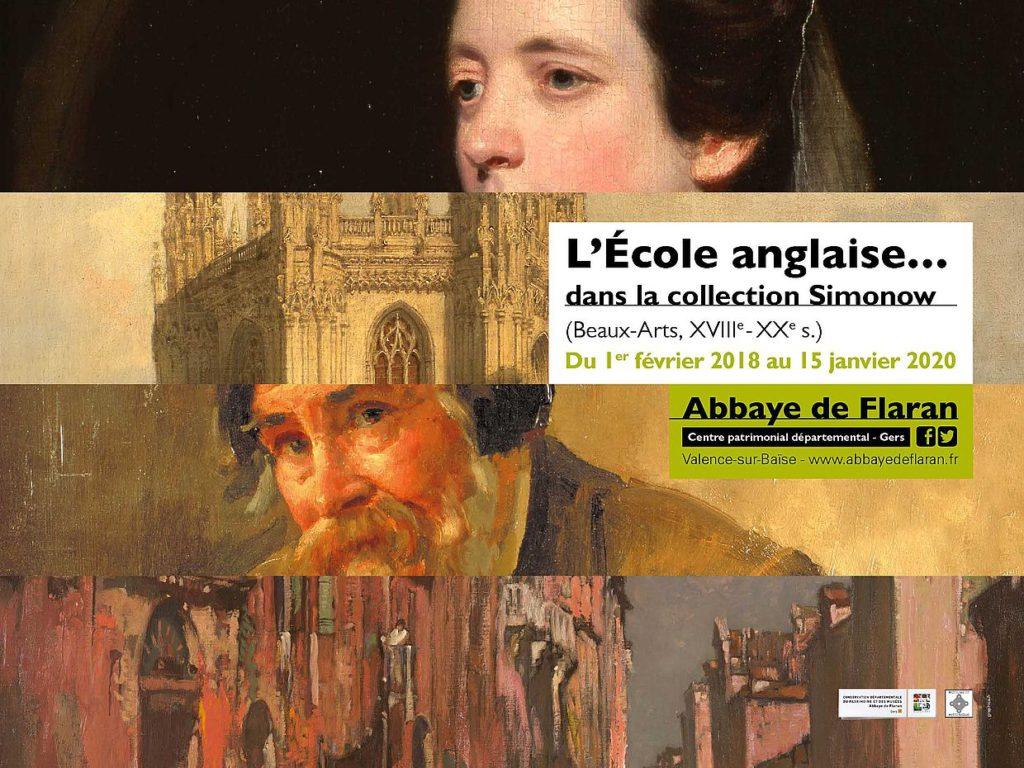 L'Ecole anglaise… dans la Collection Simonow