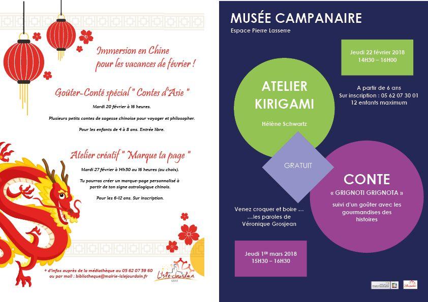MUSEE CAMPANAIRE DE L'ISLE JOURDAIN