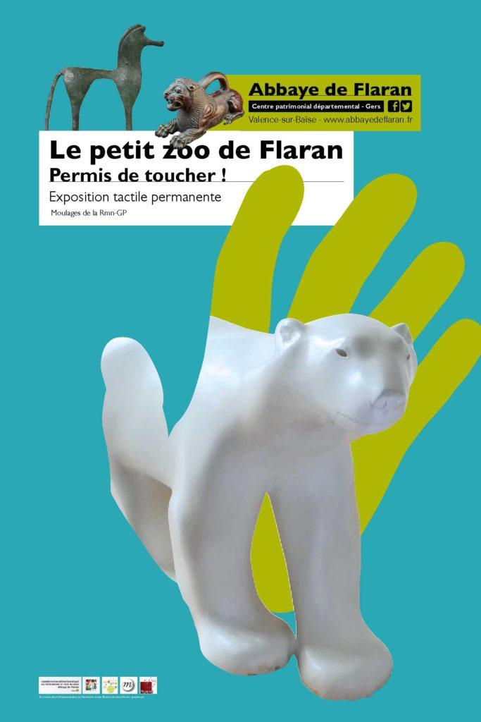 Le petit Zoo de Flaran : permis de toucher !