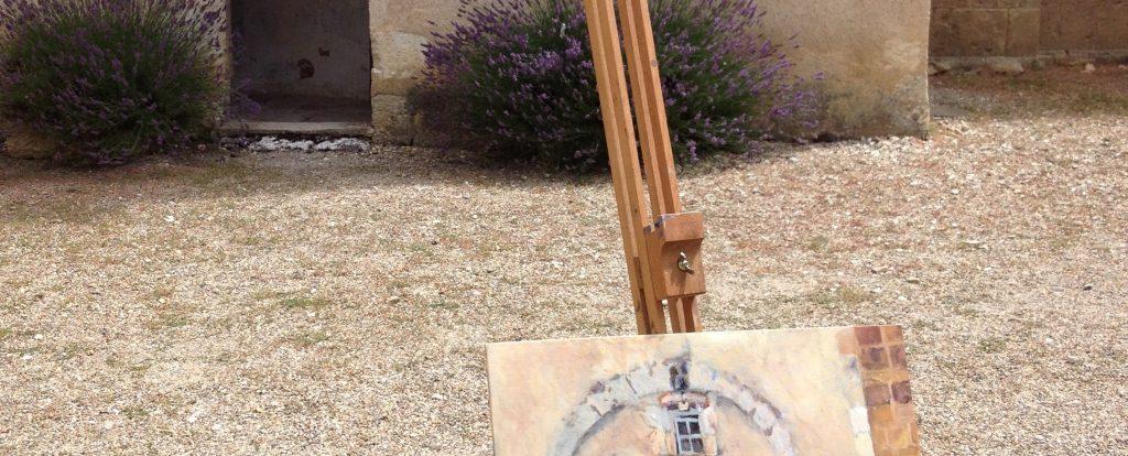 Atelier de peinture à l'aquarelle