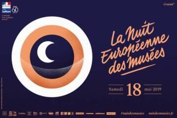 Nuit des musées dans le réseau des musées – 18 mai