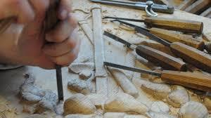 Atelier initiation à la sculpture sur bois